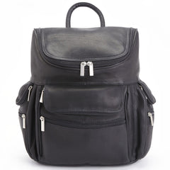 "Royce Executive 15"" Laptop Backpack in Handcrafted Colombian Leather"
