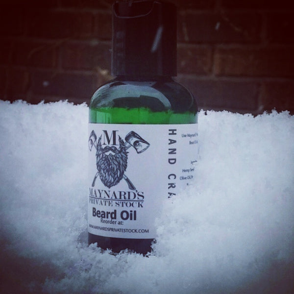 Old Man Winter - Beard Oil