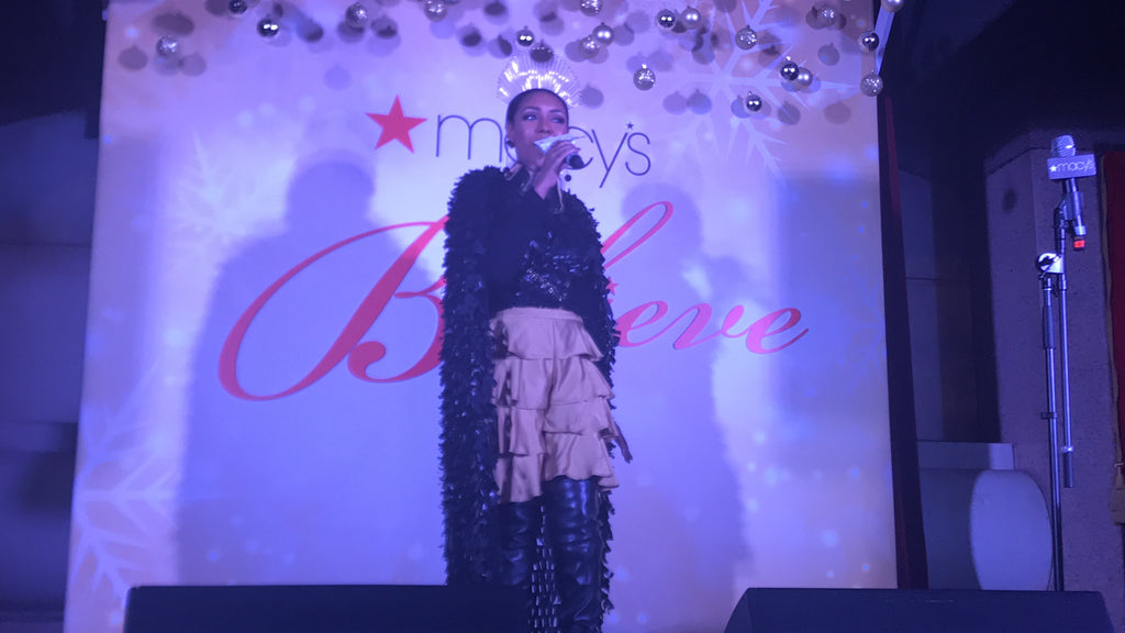 Macy's Holiday Unveiling