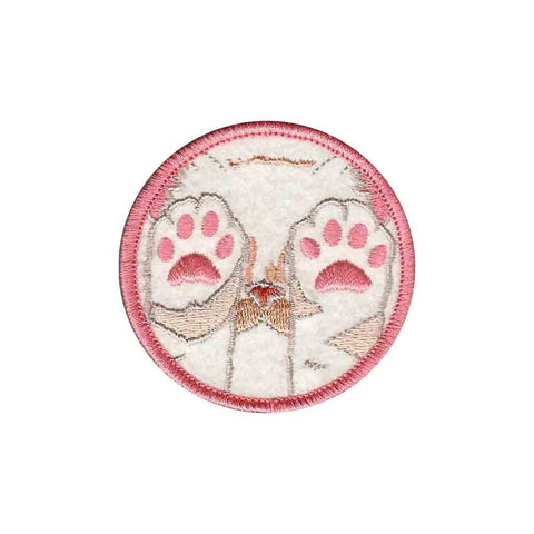 Cat Paws Patch