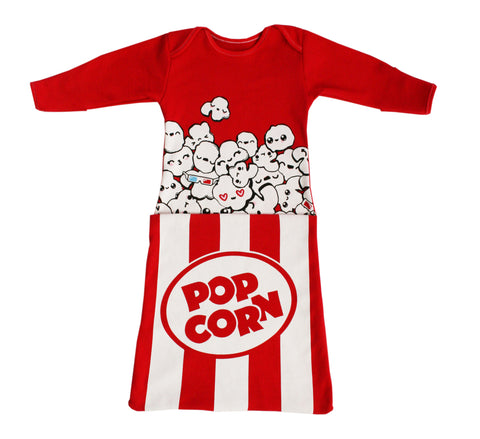 Pocket Gown - Pop corn