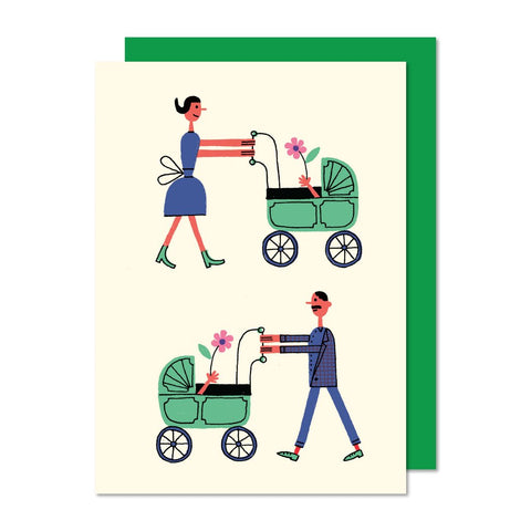 Carrosse Parents Wish Card