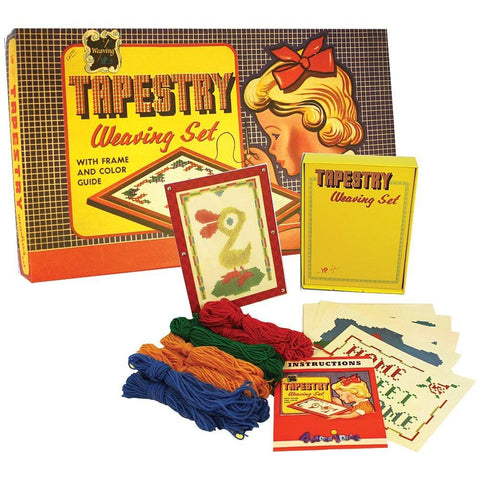 Tapestry Weaving Set