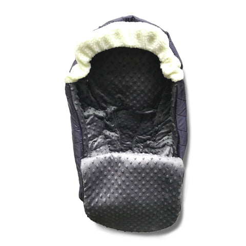 Car seat cover - SKI DOO - Blue