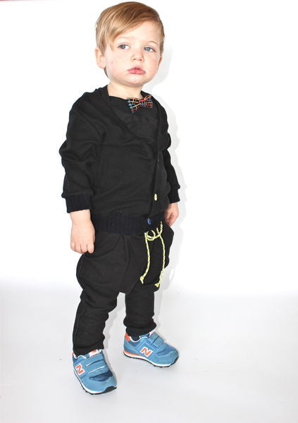 Jogging Pants - Black
