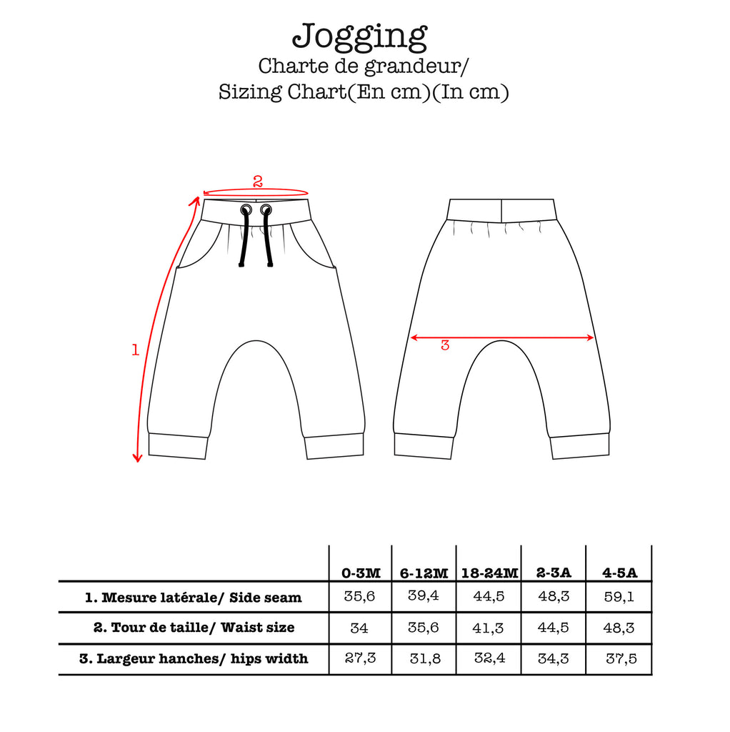 Jogging Pants - Peppermint