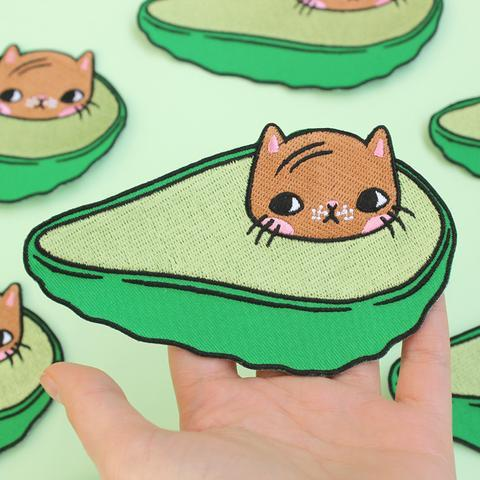 Kitty Avocato Patch