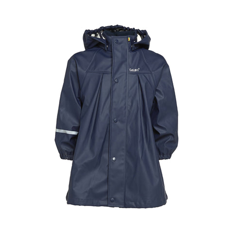 Raincoat Blue