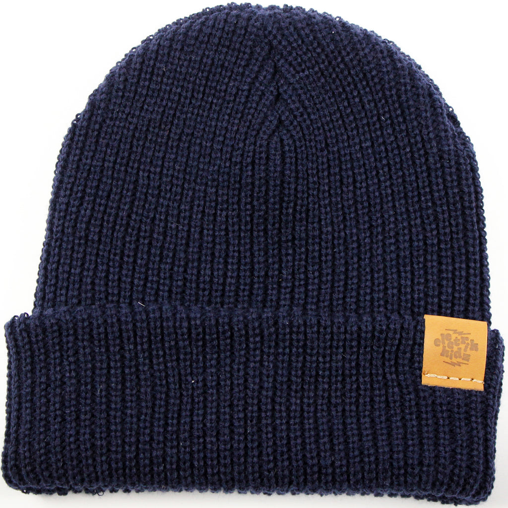 Hipster tuque - Navy