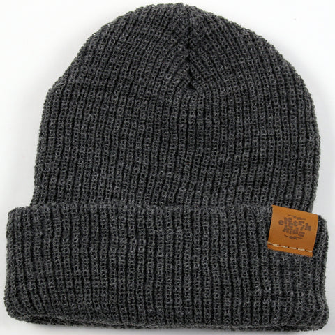 Hipster tuque - Grey