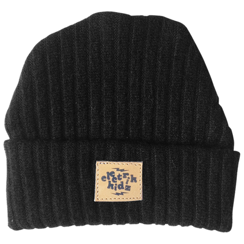 Winter Hat - Black