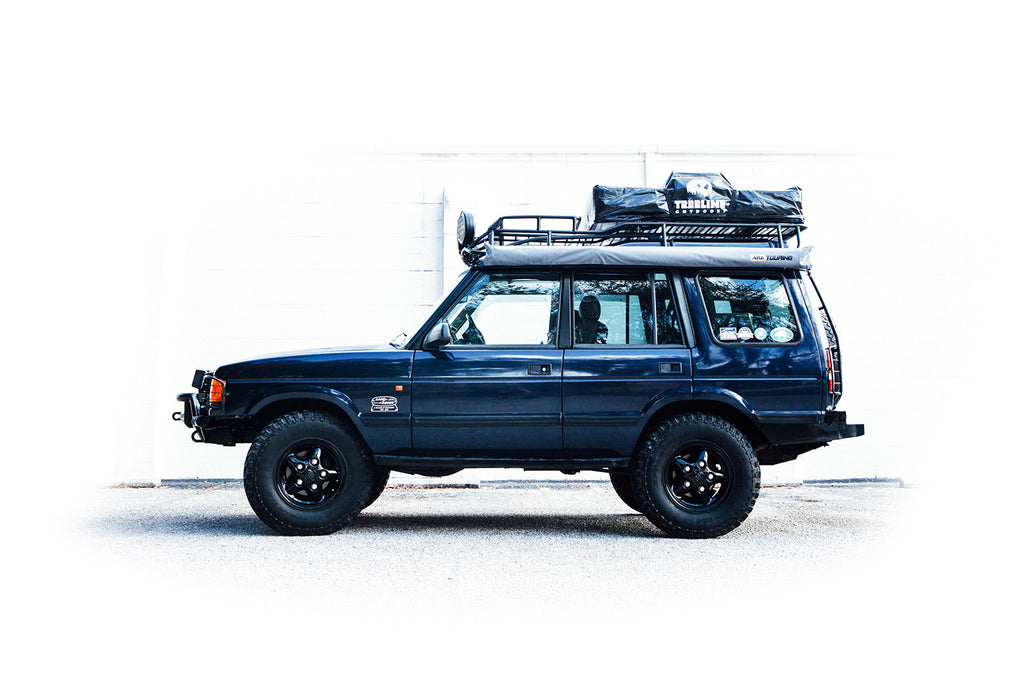 Overland Empire Land Rover Discovery Series 1