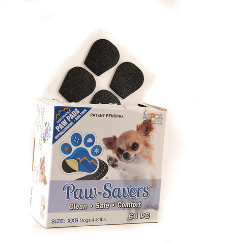 Paw-savers: protect your dog's paws