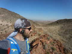 Trail Junkie Multifunction Headwear by Barking Frogs
