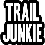 Trail Junkie Sticker