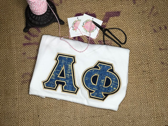Nurse Themed Sorority Tee Shirt