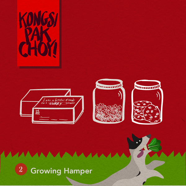 PRE-ORDER NOW: 2018 CNY Growing Hamper