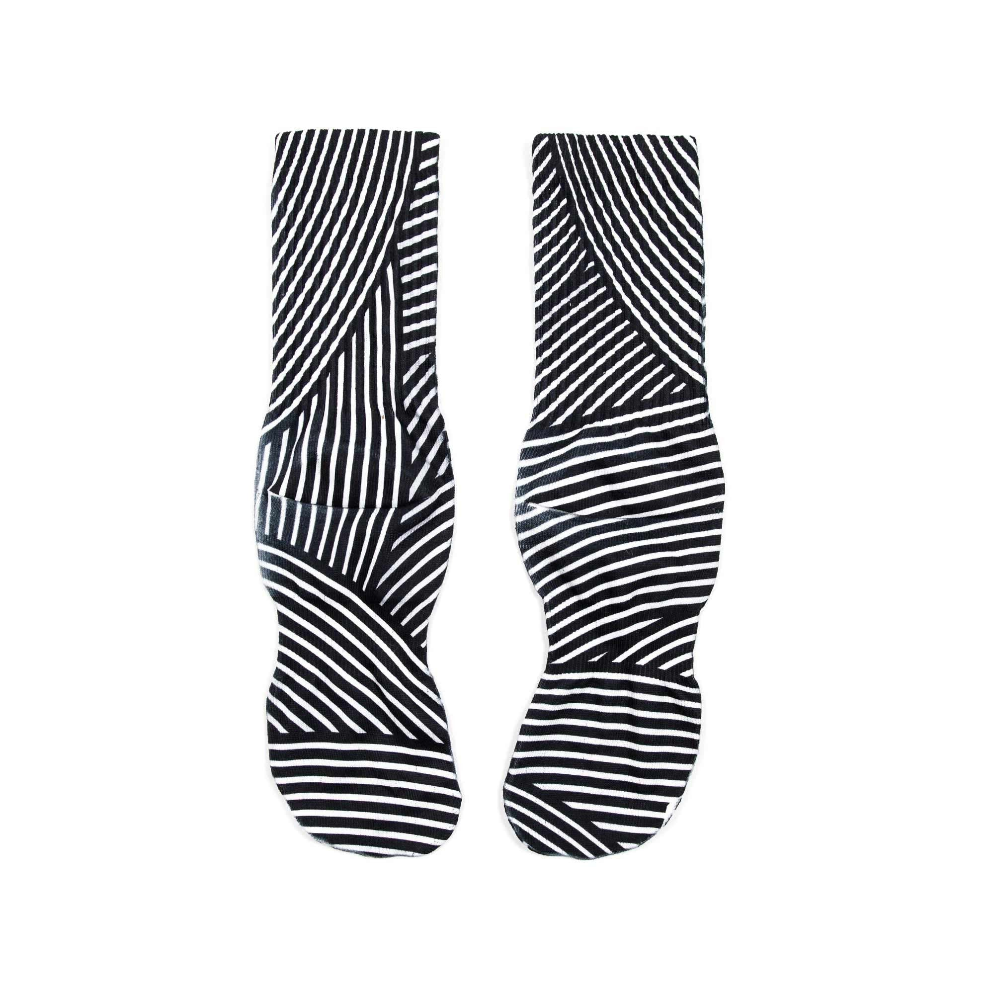 Digital Fibers High Comfort Crew Socks