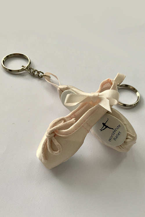 Bow Ballerina key Chain