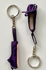 Mini Ballet Key Chain