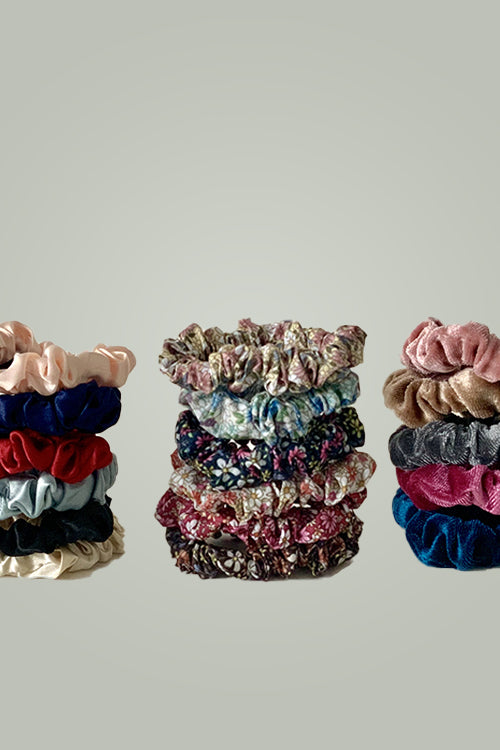 Thin Scrunchies - Hair Band