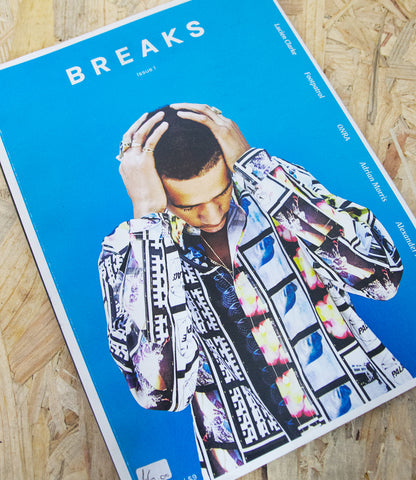 Breaks Mag Issue 1