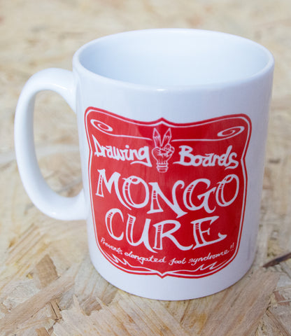 Drawing Boards Mongo Cure Mug