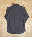 Four Star, Mariano Shirt, Grey, Cotton, Spandex, Guy Mariano Pro Shirt, Brighton, Skate Shop, Level Skateboards, Independent