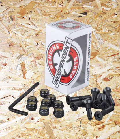 Independent Allen key Bolts
