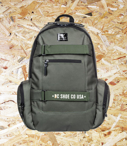 DC Shoes Breed 26L Backpack
