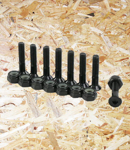 Hardware, Bolts, Allen key, Brighton, Level Skateboards, Skateboard Shop, Skateboarding