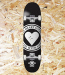 The Heart Supply, Badge Logo, Complete, 7.75, Brighton, Skate Shop, Level Skateboards, Independent