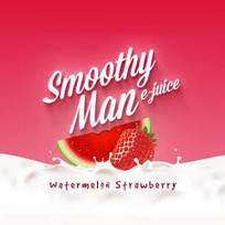 Smoothy Man strawberry