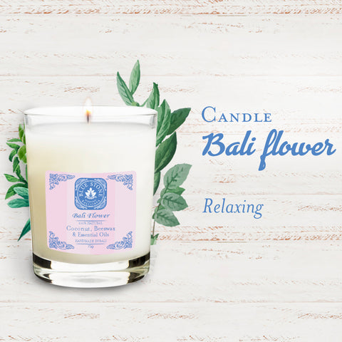 Aromatherapy Votive Candle - Flower