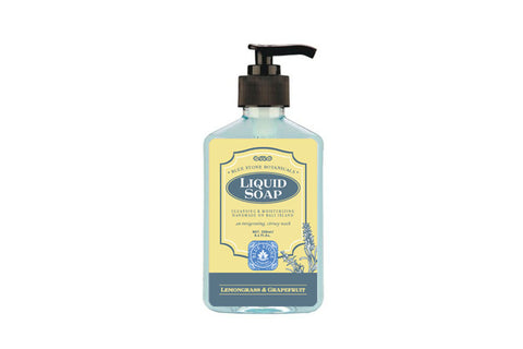 Liquid Soap - Lemongrass & Grapefruit