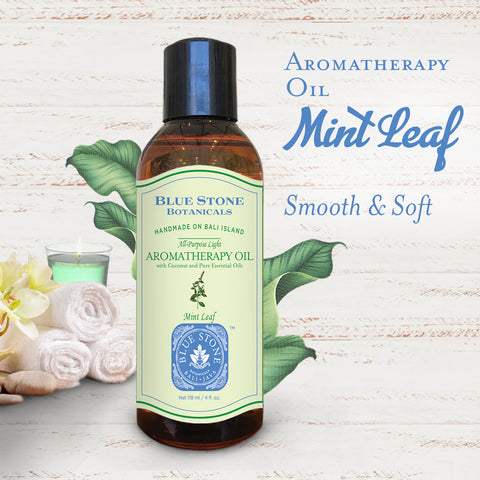 Mint Leaf Aromatherapy Oil