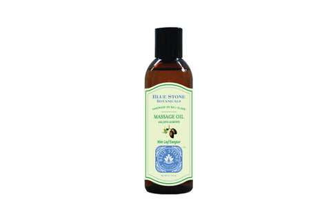 Mint Massage Oil