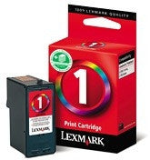 Lexmark Print Cartridge No.1
