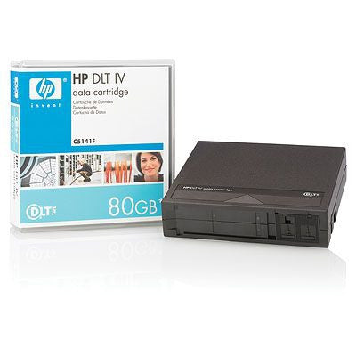 HP C5141F blank data tape