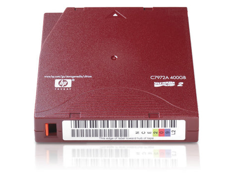 HP C7972A blank data tape