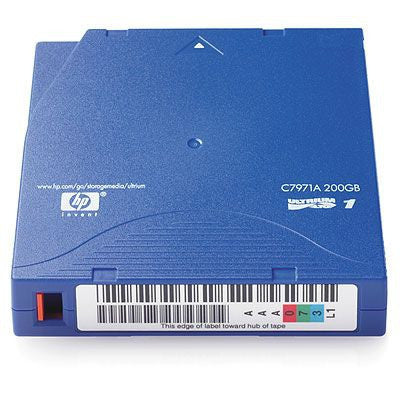 HP C7971A blank data tape