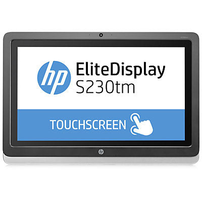 HP EliteDisplay S230tm 23-inch Touch Monitor (ENERGY STAR)