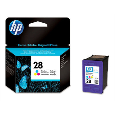No28 color ink cartridge