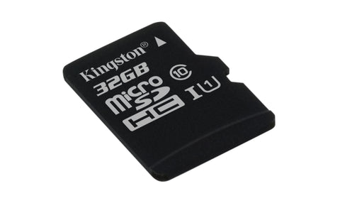 KINGSTON 32GB microSDHC Class10 UHS-I
