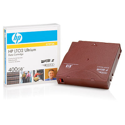 HP C7972AN blank data tape