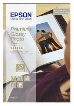 10x15cm Premium Glossy Photo Paper 255 g (40) - Gold