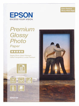 13x18cm Premium Glossy Photo Paper 255 g (30) - Gold
