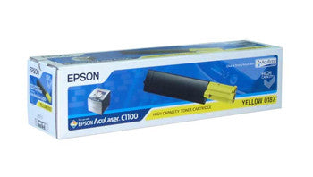 Aculaser C1100 yellow toner, high capacity