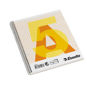 Esselte college pad A5 70g/70 sheets squared