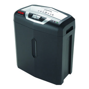 HSM Shredstar document shredder X8 4x35mm cross cut black